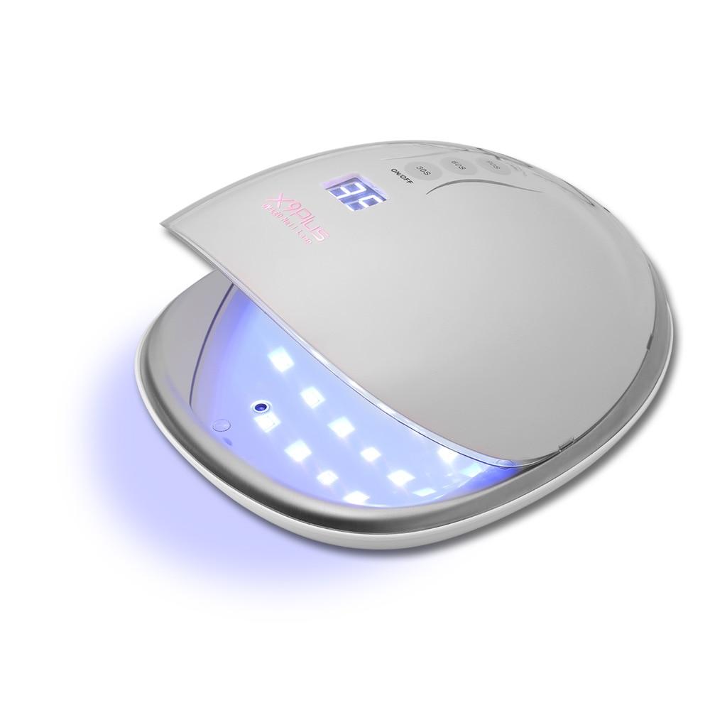 48W Gel Nail Lamp Professional UV LED Dryer Curing Lamps Fingernail & Toenail Polish Light Nail Art Tool48W Gel Nail Lamp Professional UV LED Dryer Curing Lamps Fingernail & Toenail Polish Light Nail Art Tool