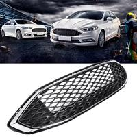 ABS Upgrade Appearance For 2017 2018 for Ford for Fusion Front Bumper Racing Grills Provide Additional Protection Easy Install