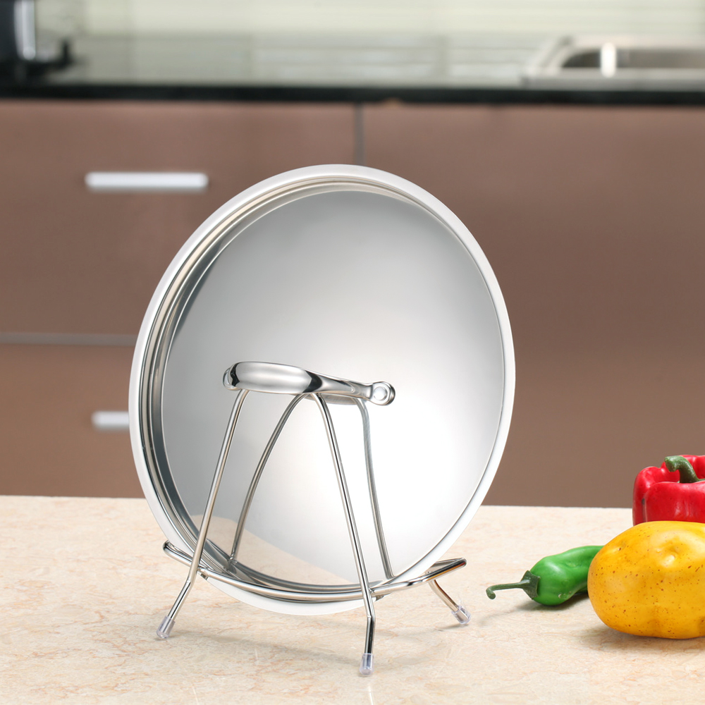 Stainless Steel Cutting Board Holder Chopping Board Stand