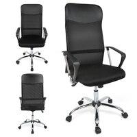 Qualidade superior giratória computador gamer cadeira suporte elevador altura gerente executivo cadeira com poltrona cadeira de escritório para reunião hwc Cadeiras de escritório     -