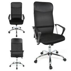 Silla giratoria para jugadores de alta calidad con soporte de altura de elevación silla ejecutiva con sillón silla de oficina para reuniones HWC