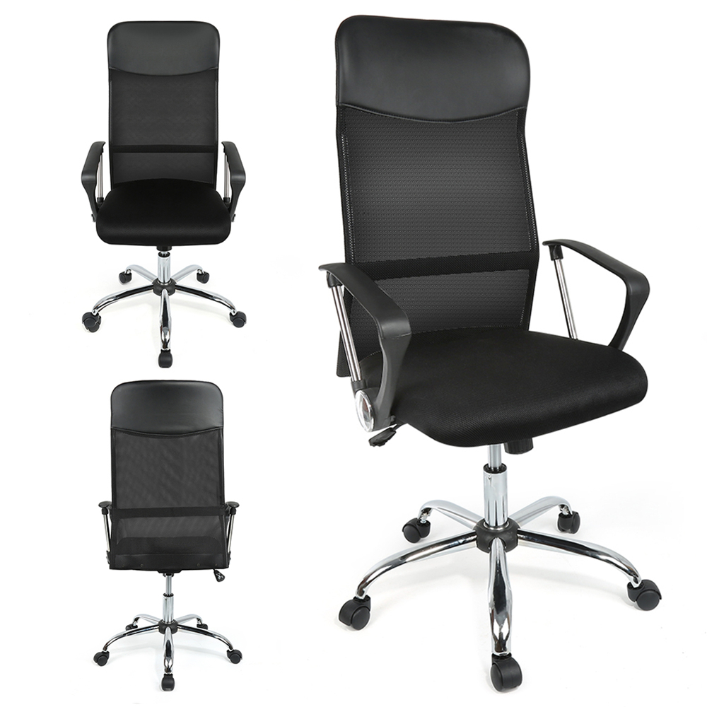 Top Qualidade Gerente Executivo Cadeira Giratória Cadeira do Computador Gamer Apoio Altura do Elevador Com Poltrona Cadeira de Escritório Para A Reunião HWC