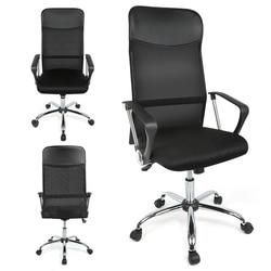 Top Qualität Swivel Computer Gamer Stuhl Unterstützung Fahrstuhl Höhe Executive Manager Stuhl Mit Sessel Büro Stuhl Für Treffen HWC