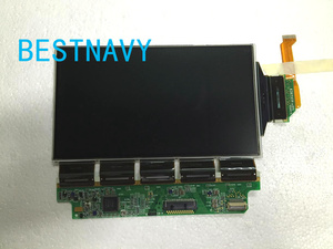 "Image 1 - משלוח DHL/EMS חינם חדש מקורי LQ065T9BR51U LQ065T9BR52U LQ065T9BR53 LCD תצוגת ערפל 6.5 ""DVD לרכב ניווט LCD פנל"