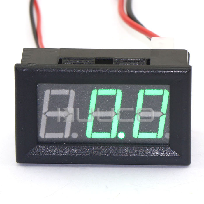 Hearty 5 Pcs/lot Tester Dc 0~50a Current Meter Green Led Display Ammeter Dc 12v 24v Ampere Meter/panel Meter Rich In Poetic And Pictorial Splendor Instrument Parts & Accessories