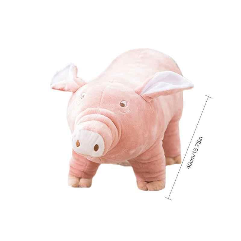 新しい犬豚ぬいぐるみ環境に非毒性スポンジ充填ぬいぐるみペットのための耐久性のある安全なペットおもちゃファッション美しい