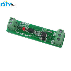 Image 2 - 10pcs/lot 24V 1 Channel Optocoupler Isolation Module Relay Driver Board for PLC Control Device