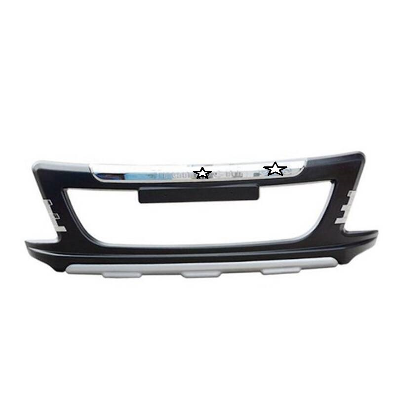 Parts Styling Decoration Automobile Automovil Decorative Rear Diffuser Front Tuning Lip Car Bumpers FOR Trumpchi GS5 in Bumpers from Automobiles Motorcycles