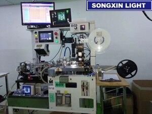 Image 5 - 100pcs For SAMSUNG LED LCD Backlight TV Application LED Backlight 3W 3V CSP 1313 Cool white for TV TV Application