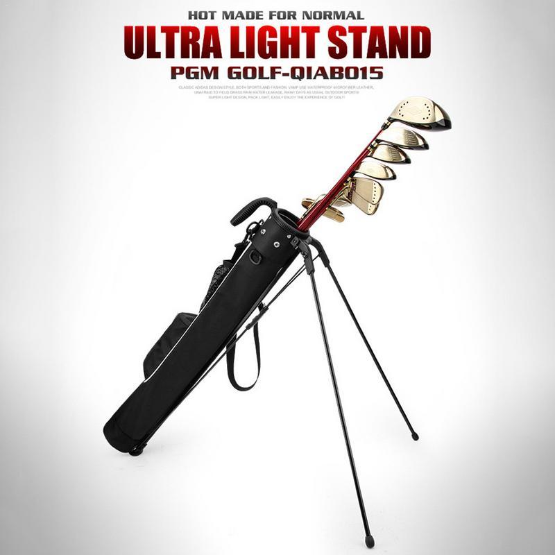Golf Stand Rack Sac très léger Grande Capacité Noir Rouge Bleu De Golf Report Léger sac en nylon Avec Poche 2019 nouveauté - 5