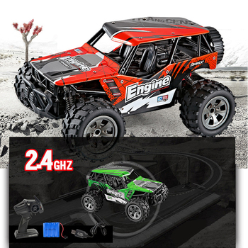 1/20 Electric RC Rock Crawler Off-Road Truck 1