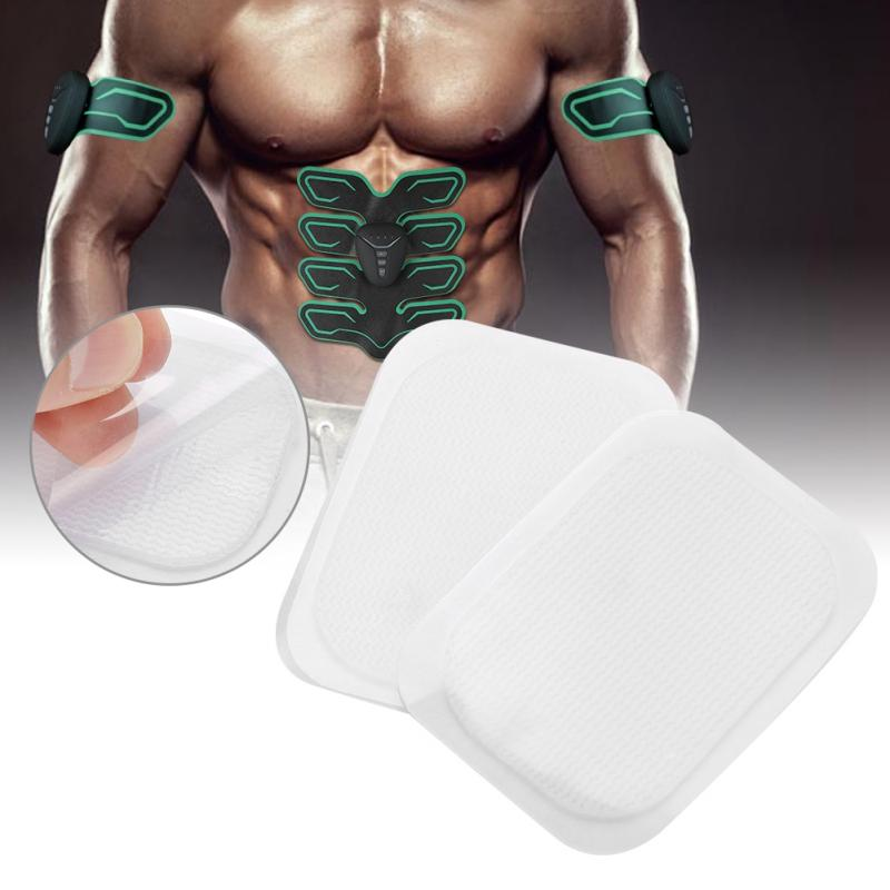 Style; 20pcs/40pcs Gel Pads For Ems Abdominal Muscle Stimulator Trainer Replaceable Gel Sheet Pad Belly Arm Slimming Belt Accessories A Fashionable In