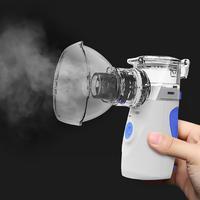 Baby Care Nasal Aspirator Mini Handheld portable Inhale Nebulizer for children kids Nasal Aspirator