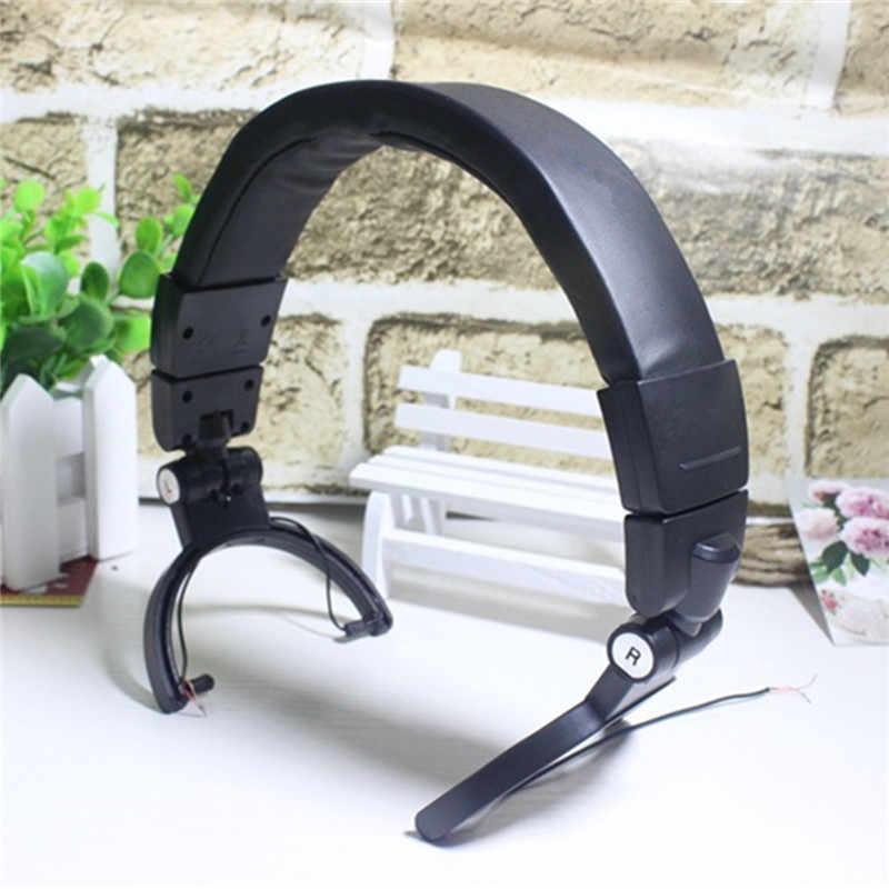 LEORY profesjonalny części zamienne do słuchawek dla Audio Technica dla Shure słuchawki z pałąkiem na głowę hak części głowy wiązki