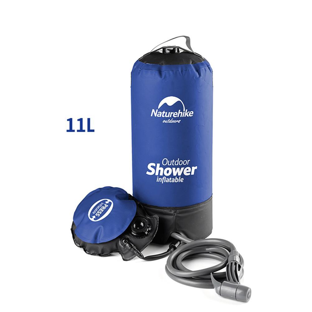 11L sac de bain extérieur Non-solaire sac de séchage de bouteille d'eau chaude imperméable et résistant à l'usure Portable Gadget extérieur