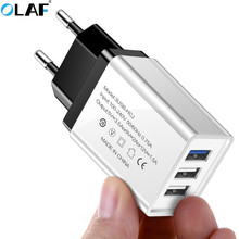 OLAF 3.5A USB Charger for iPhone X 8 7 i