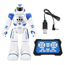 Remote Control Smart Robot  Action Walk Sing Dance Action Figure Gesture Sensor Robot Toys For Children Birthday Gift Hot Sale