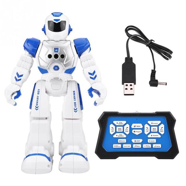 Robot photo pour enfants, télécommande, Smart Robot Action Walk, chanter, Action de danse, capteur de geste, jouets Robot pour enfants, offre spéciale de cadeau danniversaire
