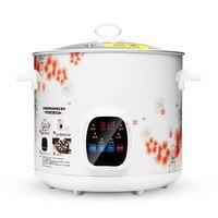 Automatic 6L Black Garlic Fermenter Household DIY zymolysis Pot Maker Black Garlic Fermenting Machine Yogurt Maker
