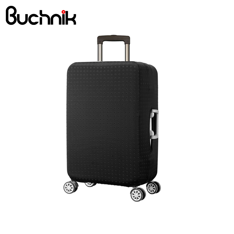 black-rivet-luggage-protective-cover-men's-elastic-suitcase-travel-case-trolley-dust-rain-bags-accessories-supplies-product