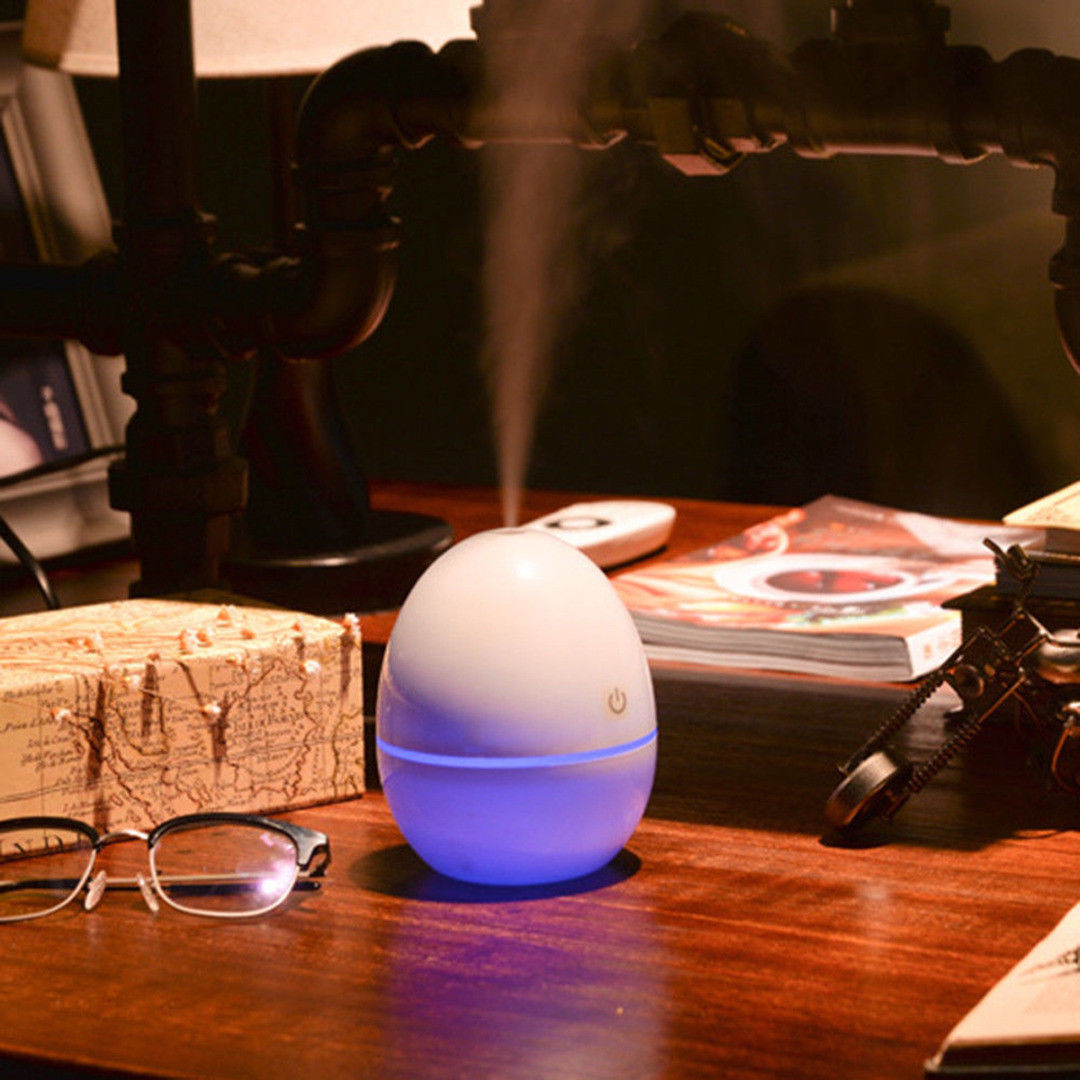 UK LED Ultrasonic Oil Aroma Diffuser Air Humidifier Purifier Spa Aromatherapy