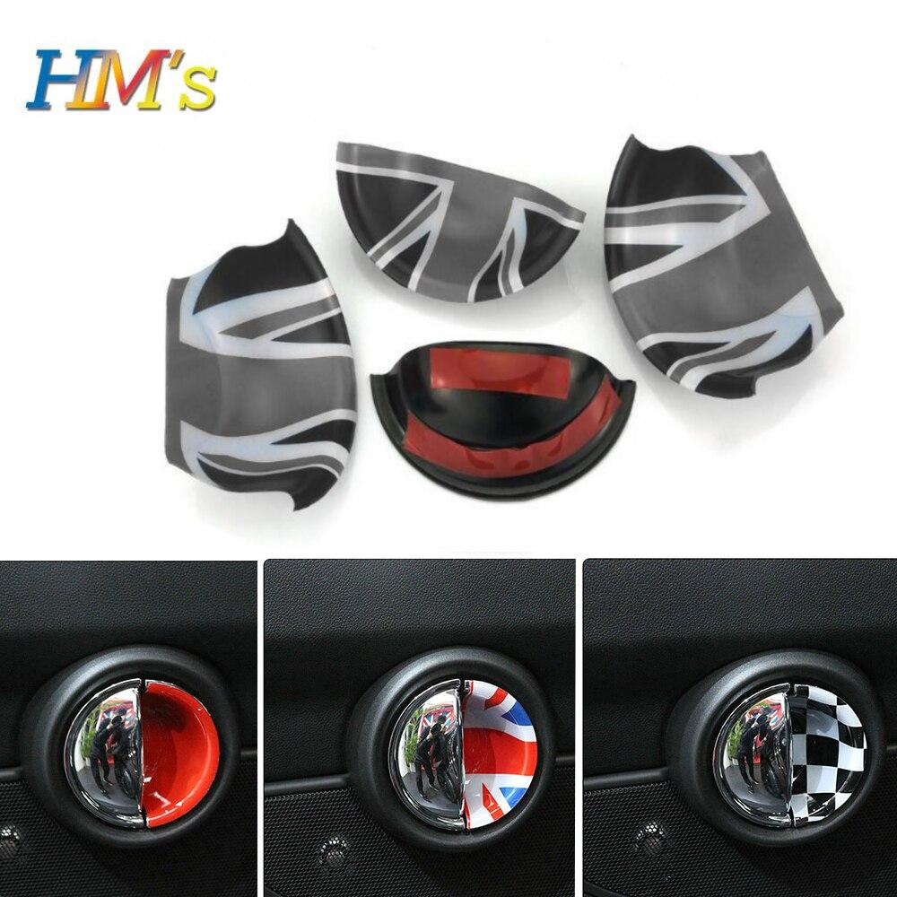 Pour MINI Countryman F60 Clubman F54 Hardtop Styling De Voiture Pour MINI Cooper Accessoires Manche De Porte Autocollant Pour MINI F54 f55