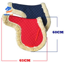 Horse-Saddle-Pad Yes Polyester.double-Rope Piping.velcro SPD0000 300-Gram Handstrap