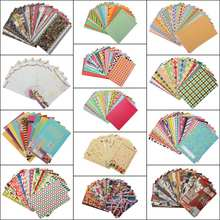 20Pcs Decorative Paper Set Cute Film ForPolaroid Masking Craft Scrapbooking Photo Stickers DIY Photo Frame Skin Tape Paper Decor(China)