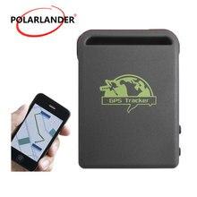 Frete grátis, Spy Veículo Realtime Quad band GPS/GSM/GPRS Car Tracker Do Veículo TK102B gps tracker