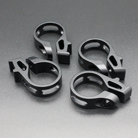 1pc Bike Bicycle Shifter Black Aluminum Alloy Outdoor 11.9mm Trigger Bicycle Clamp For Sram X7 X9 X0 XX XO1 XX1