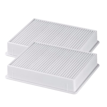 цена на 2Pcs Vacuum Cleaner Dust Filter Hepa Filter For Samsung Sc4300 Sc4470 White Vc-B710W Cleaner Accessories Parts