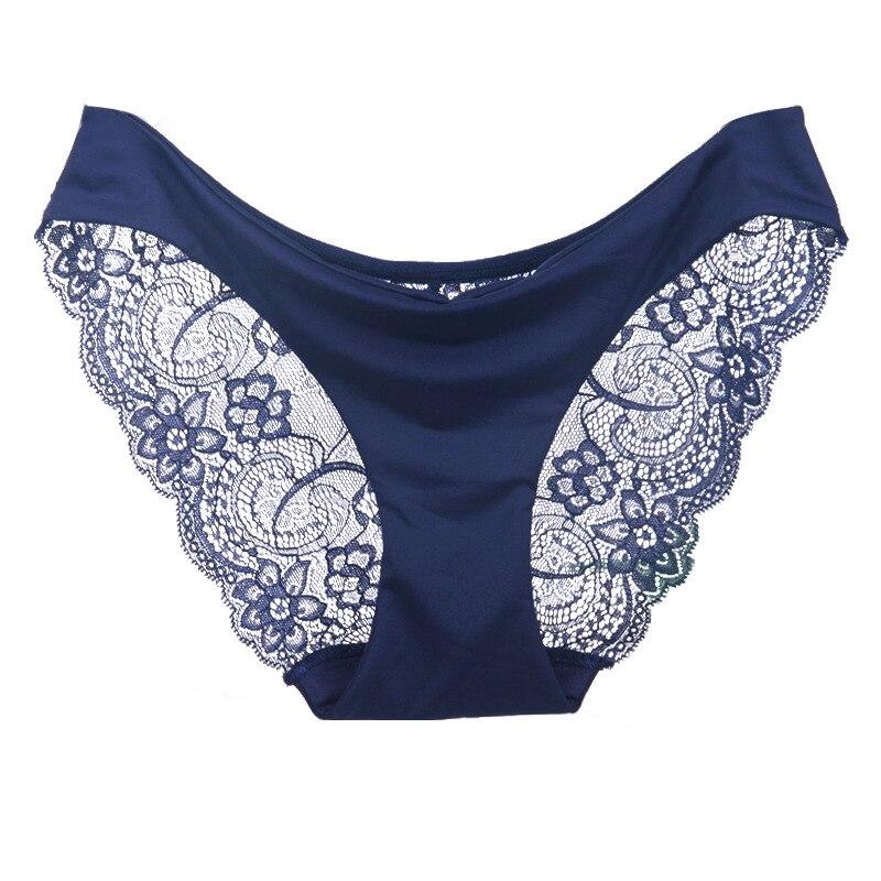 8de0f9c56 2018 Sexy Tanga de encaje Calvino bragas sin costuras String Panty bragas  mujer ropa interior ...