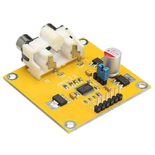 Leory Dc 5v-10v Dac Decoder Module I2s Player 32bit 384k Assembled Board A2-012for Bd Player Hdtv Amplifier Always Buy Good Back To Search Resultsconsumer Electronics Accessories & Parts