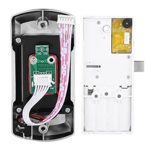 Image 3 - EM108 אבץ סגסוגת חכם אלקטרוני קבינט מנעול עם גישה כרטיס עבור סאונה/שחייה/מלון הלבשה