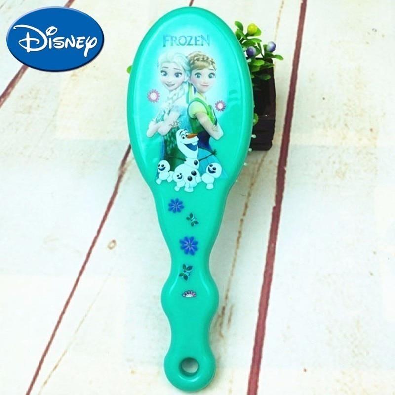 Disney Air Cushion Comb Children Cartoon Frozen Snow White Princess Sofia Gift For Girls Baby
