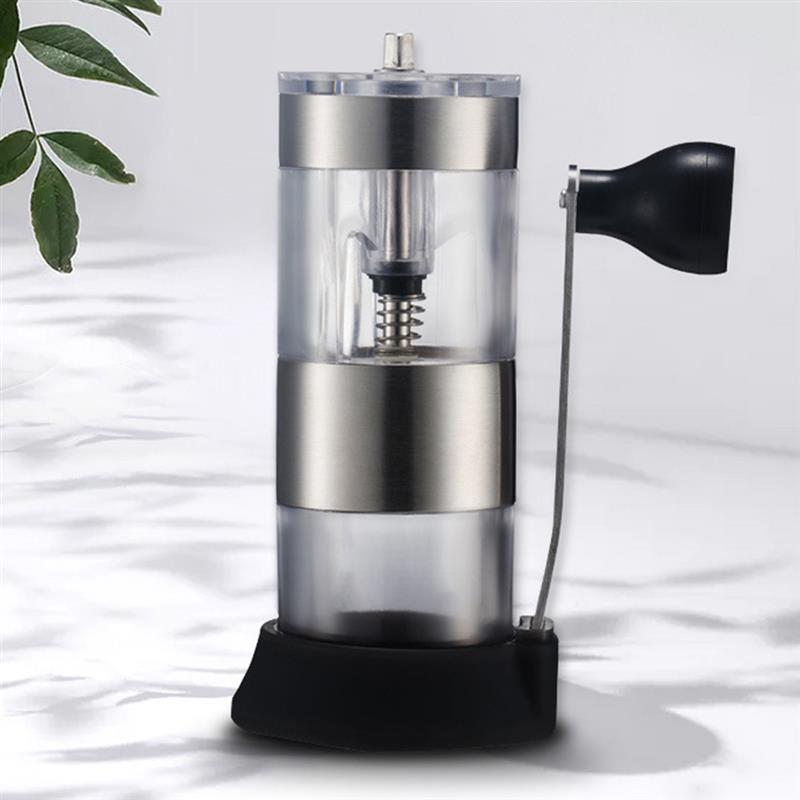 Ручная керамическая кофемолка моющаяся ABS керамическая сердцевина из нержавеющей стали Домашняя Кухня Мини ручная кофемолка