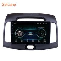 Seicane Car Radio Head Unit For 2007 2008 2009 2010 2011 Hyundai Elantra 2Din 9 Android 8.1 Multimedia Player GPS navigation