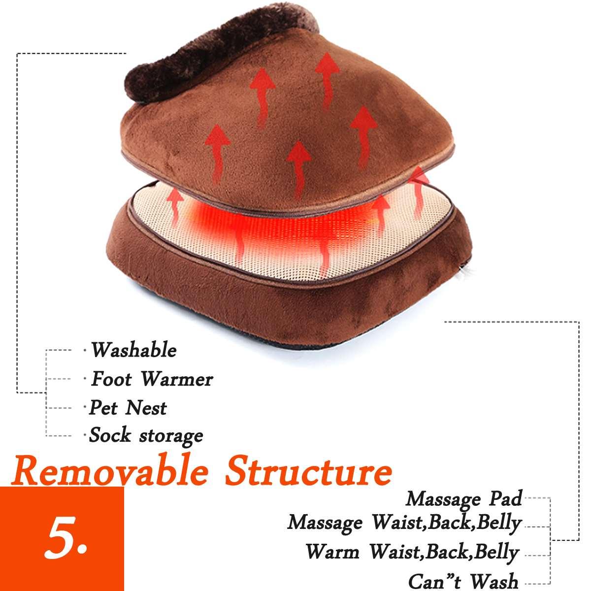 Foot Heat Massager 3