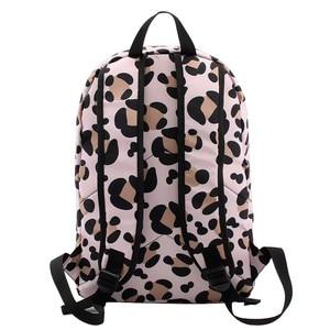 Image 4 - Deanfun กระเป๋าเป้สะพายหลังสำหรับสาวเสือดาวรูปแบบกันน้ำคลาสสิกวัยรุ่นกระเป๋าเดินทางของขวัญ 80048