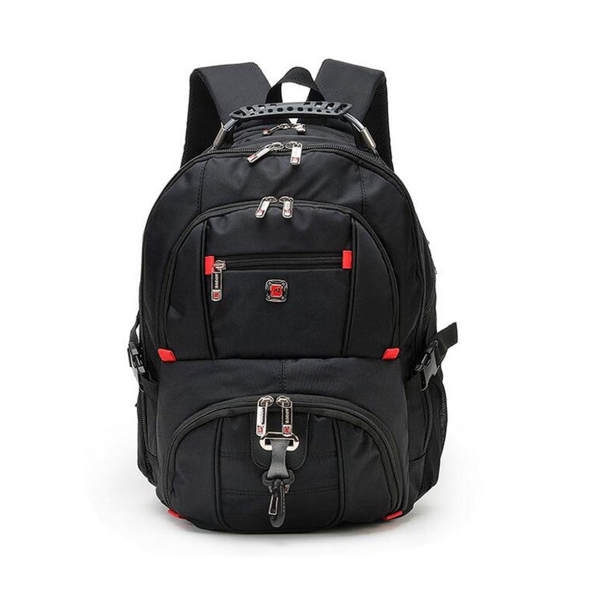 2019 Black Male Back Pack 15 Oxford Laptop Backpack Mens Travel Bags Waterproof Large Capacity Luggage Shoulder Bag Mochila2019 Black Male Back Pack 15 Oxford Laptop Backpack Mens Travel Bags Waterproof Large Capacity Luggage Shoulder Bag Mochila