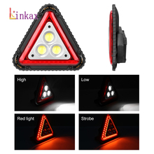 Portable Triangle Warning Led…
