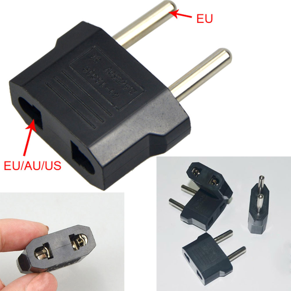 Socket-Adapter Transform-Plug Charging-Convertor Travel Universal 2-Holes 220V Household
