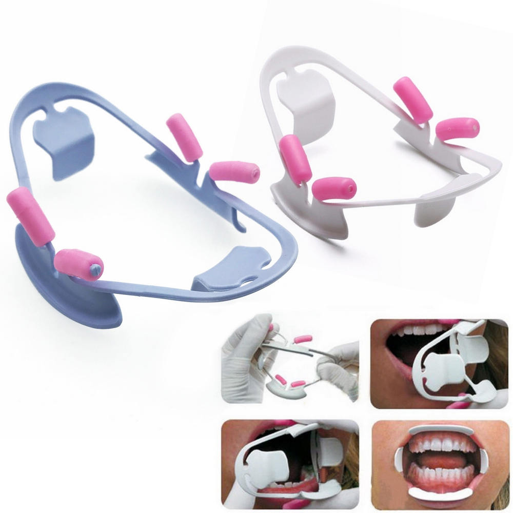 1pcs 3D Oral Dental Mouth Opener Intraoral Cheek Lip Retractor Prop Orthodontic Tool For Adult And Child Small Or Large