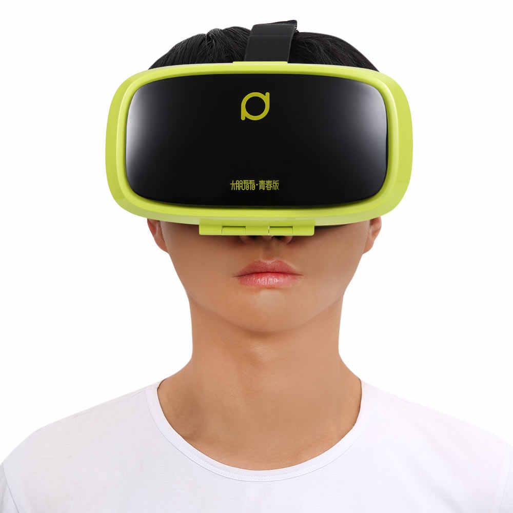 Deepoon канкан V2Y 3D гарнитура для очков виртуальной реальности фильм игры виртуальной реальности для 5-6 дюймов смартфон