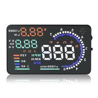 A8 5.5 Inch OBD HUD Car Head Up Display Windshield Projector On Board Computer hud Display Car Electronics obd2 Car Speedometer