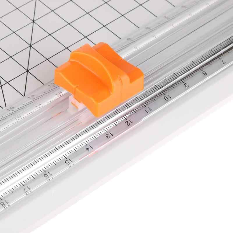 1 PC Triple Track Kertas Spare Pisau untuk A4 Pemotong Kertas Mesin Pemotong Kertas Pemangkas Penguasa Rumah Kantor