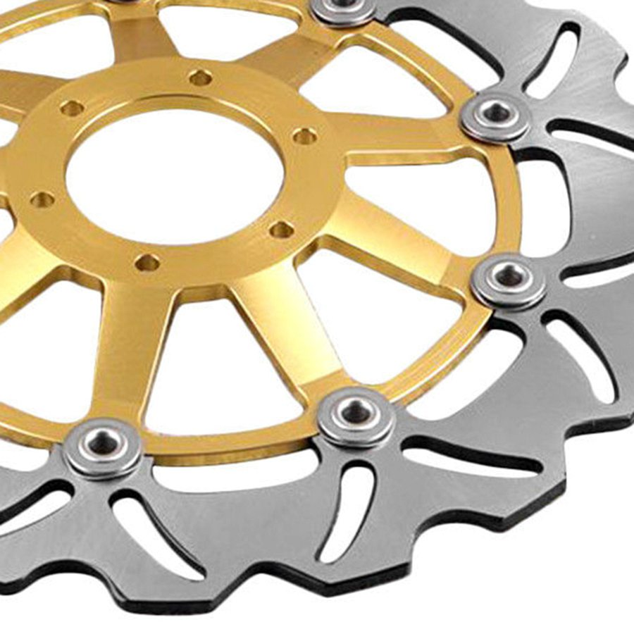 55184 FRONT Brake Rotor Pair of 2 Fits 13-16 Chevrolet Malibu