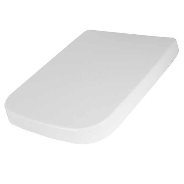 Magnificent White Square Toilet Seat Soft Close Quick Release Wrapover Top Fix Ncg 199 Inzonedesignstudio Interior Chair Design Inzonedesignstudiocom