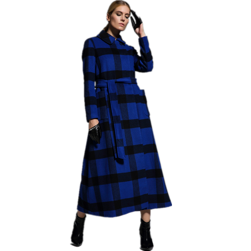 Femmes Laine Angleterre Automne Manteau Manches 2018 Style Tailles Ywv0Y