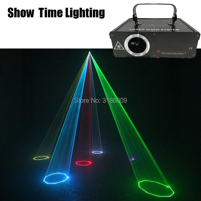 Haute luminosité laser disco dj dessin animé ligne 500mw RVB Laser animal fleur danse Scanner Lumière Maison DJ KTV Spectacle laser - 2